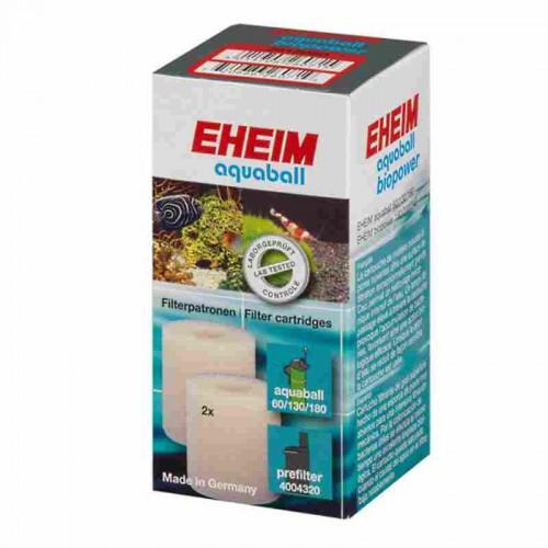 Cartucho filtrante (aquaball/biopower)