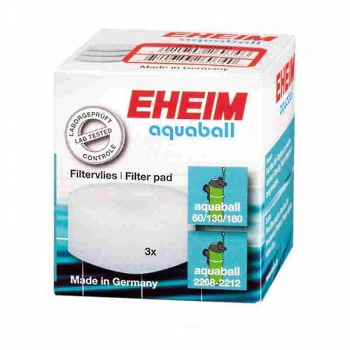 Esponja filtrante branca (aquaball/biopower)