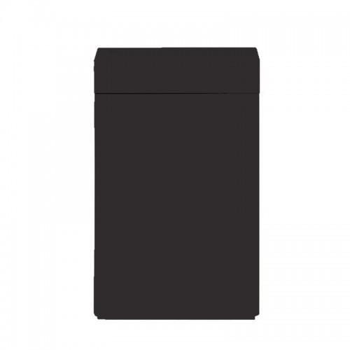 Wood Cabinet W 36 Black