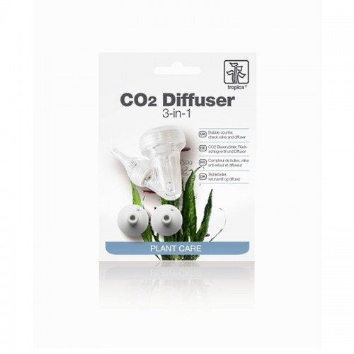 Difusor de CO2 TROPICA (3 em 1)
