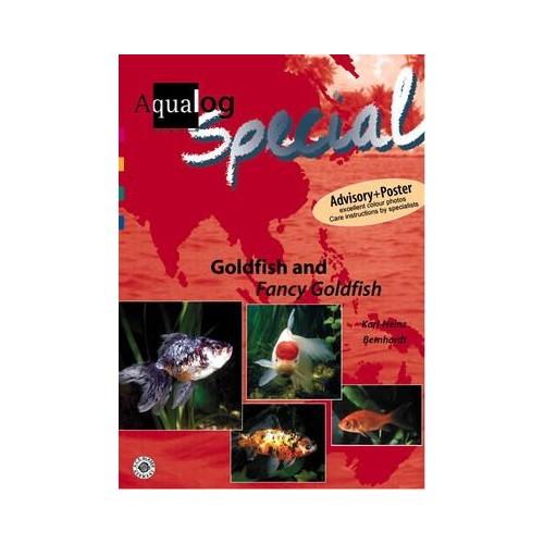 AQUALOG GOLDFISH & FANCY GOLFISH SPECIAL 8