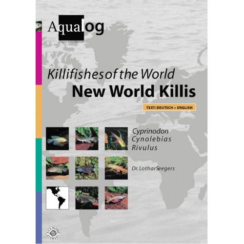 AQUALOG KILLIFISHES OF THE WORLD-NEW WORLD