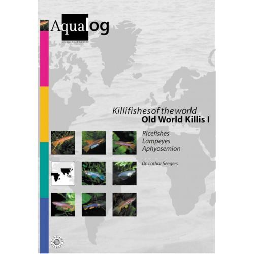 AQUALOG KILLIFISHES OF THE WORLD-OLD WORLD I