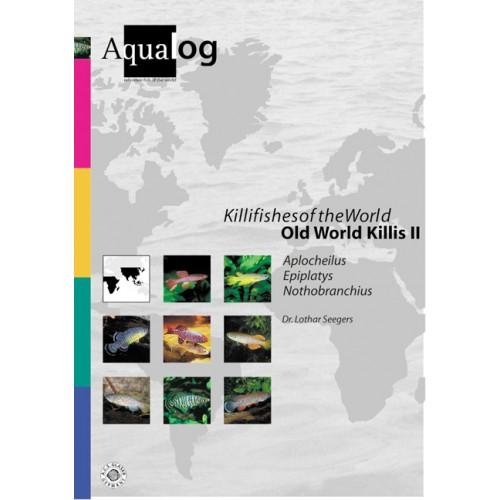 AQUALOG KILLIFISHES OF THE WORLD-OLD WORLD II