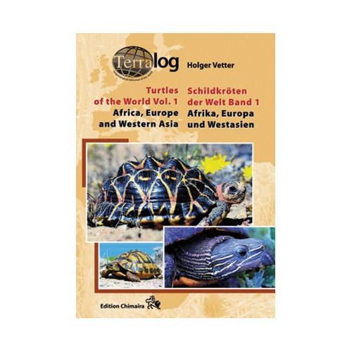 AQUALOG TERRALOG TURTLES OF THE WORLD I