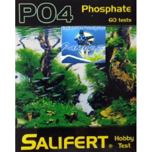 Teste Salifert PO4