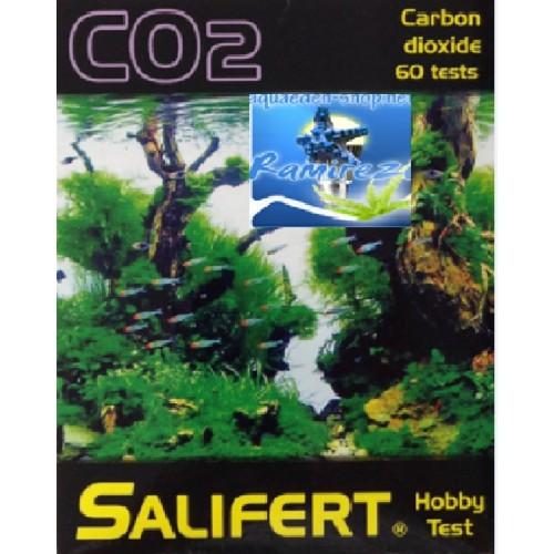Teste Salifert Co2