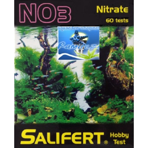 Teste Salifert NO3