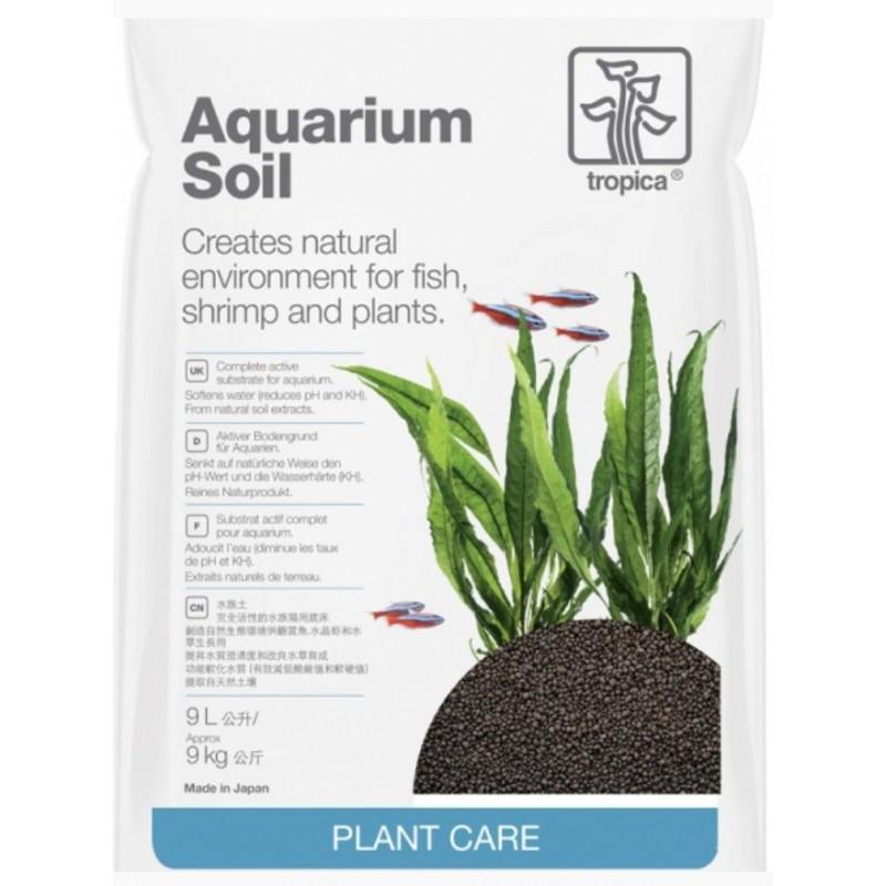 Aquarium Soil 9L
