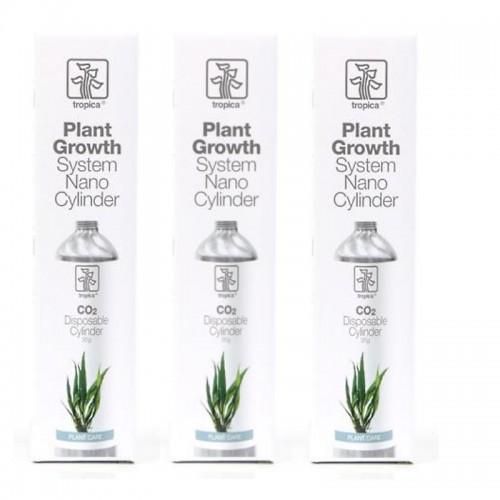Plant Growth System Nano 3 Garrafa Co2