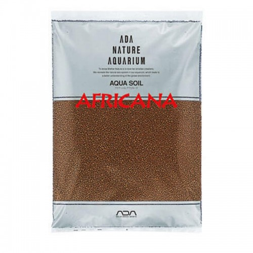 AQUA SOIL-AFRICANA POWDER 9L