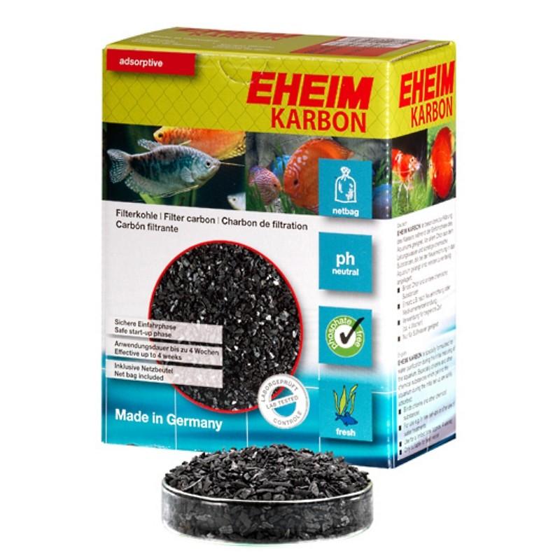 EHEIM Karbon (com saco de rede)