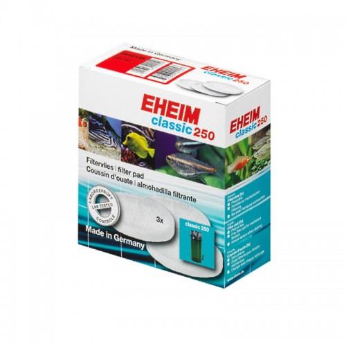 Pack esponjas brancas - EHEIM 250 2213