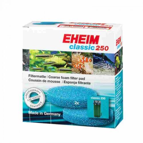 Pack esponjas azuis - EHEIM 250 2213