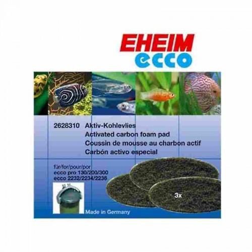 Pack esponjas carvão activo - EHEIM ECCO PRO