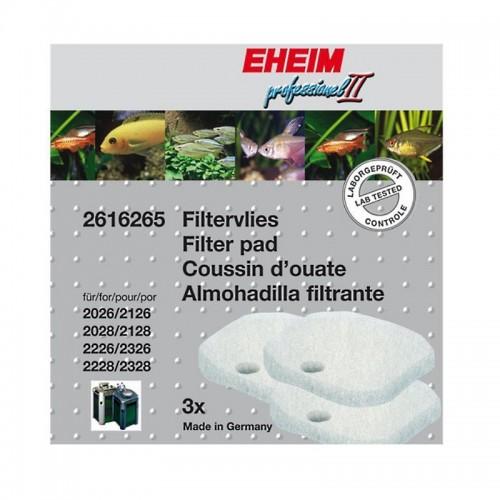 Pack esponjas brancas - EHEIM Professionel 2/Experience