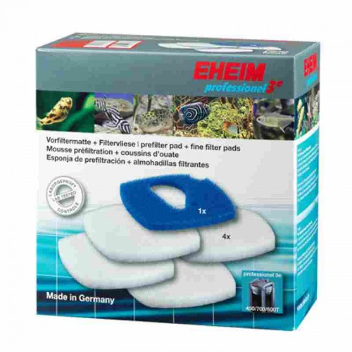 Pack de esponjas filtrantes - EHEIM Professionel 3e