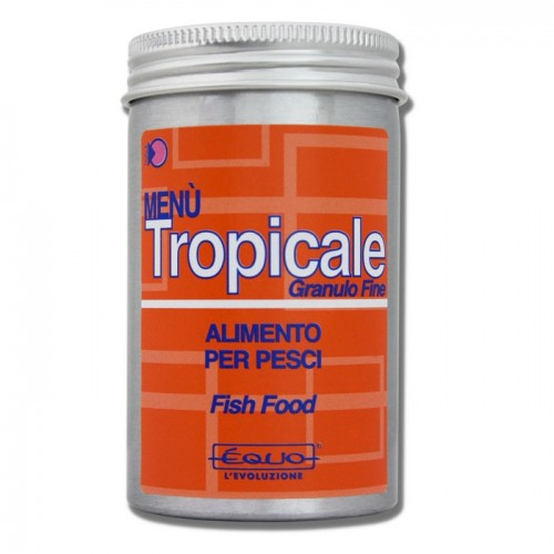 Menu Tropicale - Granulo fine