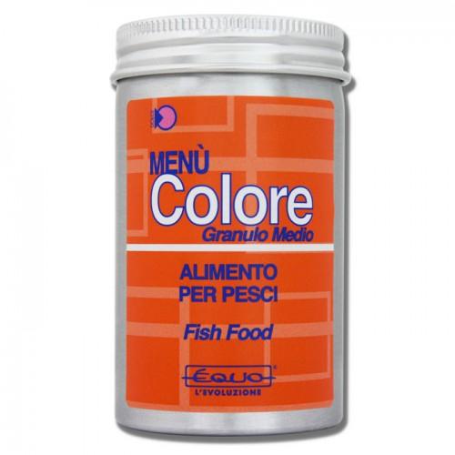 Menu Colore - Granulo medio