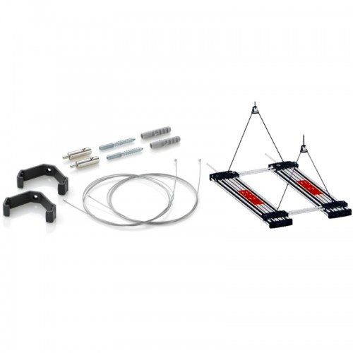 Kit de suspensão para duas luminárias EHEIM powerLed+