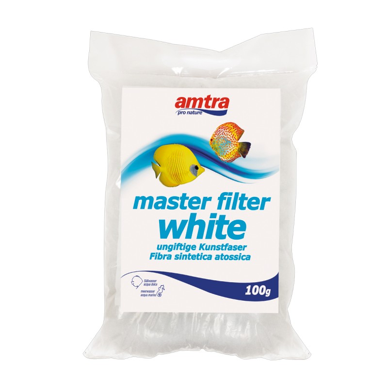 AMTRA MASTER FILTER WHITE 100g