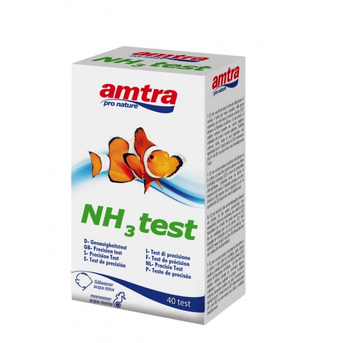 NH3 TEST AMMONIA