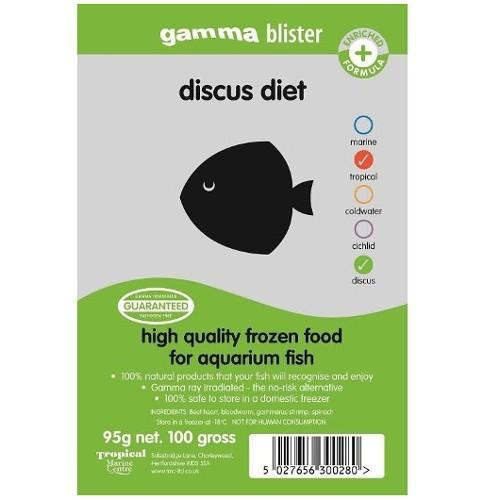 GAMMA Dieta para Discos (Blister 100g)