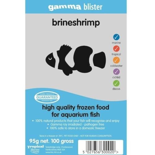 GAMMA Blister Artémia (100g)