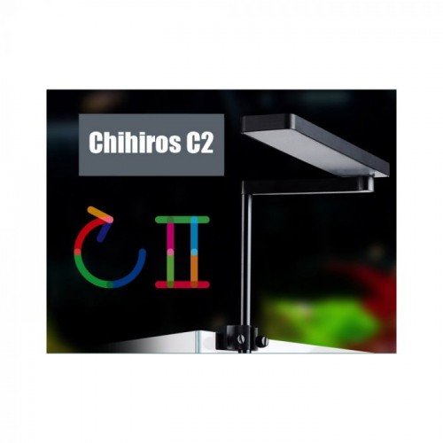 Chihiros C2 RGB LED light (20 W, 1580 lm)