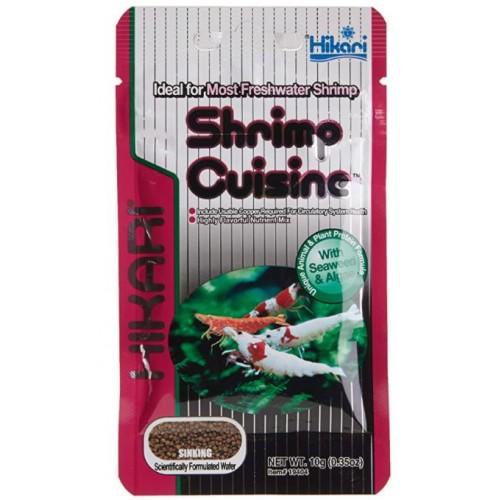 Shrimp Cuisine Hikari