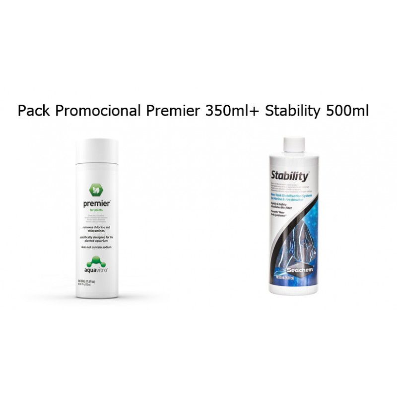 Pack Promocional Premier 350ml + Stability 500ml