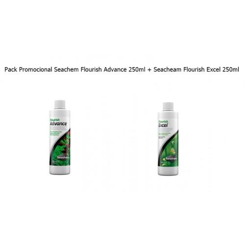 Pack Promocional Flourish Advance + Excel 250 ml